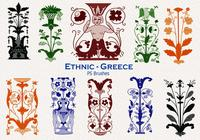 20 Ethnisches Griechenland PS Brushes abr. vol.25