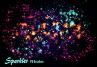 20 Sparkler PS escova abr. Vol.1