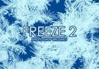 Gratis Freeze Photoshop Brushes 2