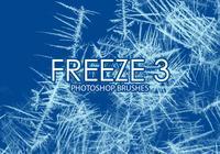 Free Freeze Photoshop Brushes 3