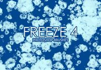 Free Freeze Photoshop Brushes 4