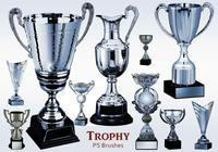 20 Trophy Cup PS Borstels abr.vol.15