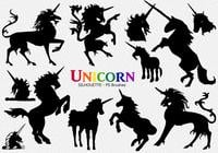 20 Unicorn PS Brushes abr. Vol.1