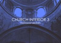 Free Church Interior Photoshop Brushes 3