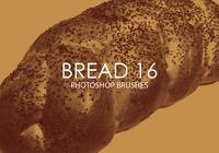 Free Bread Photoshop Brushes 16