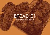 Free Bread Photoshop Brushes 21