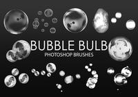 Bubble Bulb Photoshop Brushes