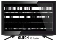 20 Glitch Texture PS Brushes.abr vol.7