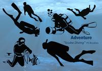20 Aventure Scuba Diving PS Brushes.abr vol.1