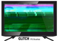 20 Glitch Textur ps Pinsel.Abr Vol.9