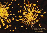 20 Explosion PS Brushes.abr vol.5
