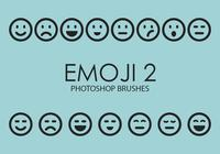 Emoji Photoshop Brushes 2