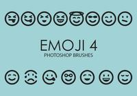 Emoji Photoshop Brushes 4