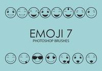 Emoji Photoshop Pinsel 7