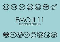 Emoji Photoshop Brushes 11