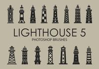Lighthouse Photoshop Brushes 5