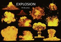 20 Explosion PS Brushes.abr vol.6