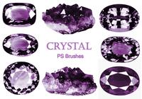 20 Crystal PS Brushes abr vol.1