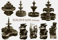 20 Vintage Brunnen PS Brushes.abr vol.2
