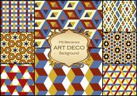 20 Fondo Art Deco PS Brushes.abr vol.6
