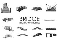 Bridge Photoshop Brosses 1