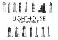 Lighthouse Photoshop Brushes
