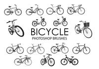 Bicycle Photoshop Brushes