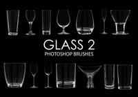 Glass Photoshop Brushes 2