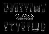 Glass Photoshop Brushes 3