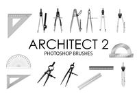Architecte Photoshop Brosses 2
