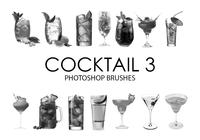 Cocktail Photoshop Brushes 3