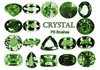 20 Crystal PS Bürsten abr vol.3