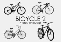 Free Bicycle Photoshop Brushes 2