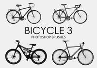 Free Bicycle Photoshop Brushes 3