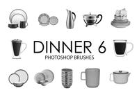 Diner Photoshop-borstels 6