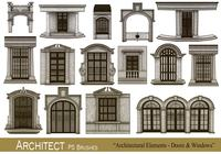 20 Arquitecto PS Brushes.abr vol.6