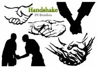 20 Handshake PS Bürsten abr. Vol.6