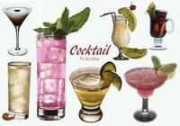 20 cóctel ps brushes.abr vol.14