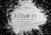 Flour Photoshop Brushes 11