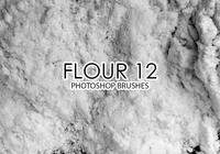 Flour Photoshop Brushes 12