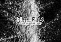 Flour Photoshop Brushes 14