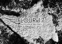 Flour Photoshop Brushes 17