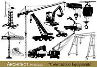 20 Architect - Construction Equipments - PS Brushes.abr vol.10