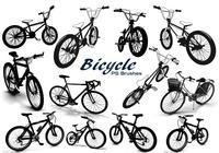 20 bicicletas PS Brushes abr.Vol.8