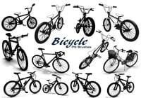 20 Bicycle PS Brushes abr.Vol.8