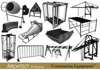 20 Architect - Construction Equipments - PS Brushes.abr vol.14