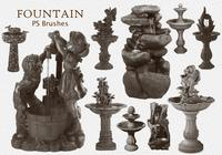 20 fountain ps brushes.abr vol.4