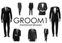 Groom Photoshop brosses 1