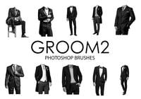 Groom Photoshop Brushes 2