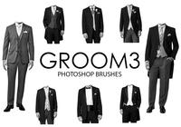 Groom Photoshop Brushes 3